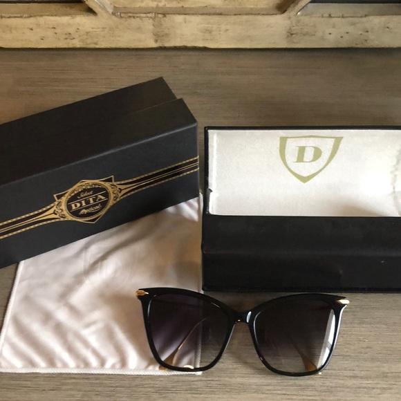 d6e7723a628 DITA Accessories - Dita Fearless Black+Gold Sunglasses